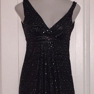 Beautiful sparkly short dress